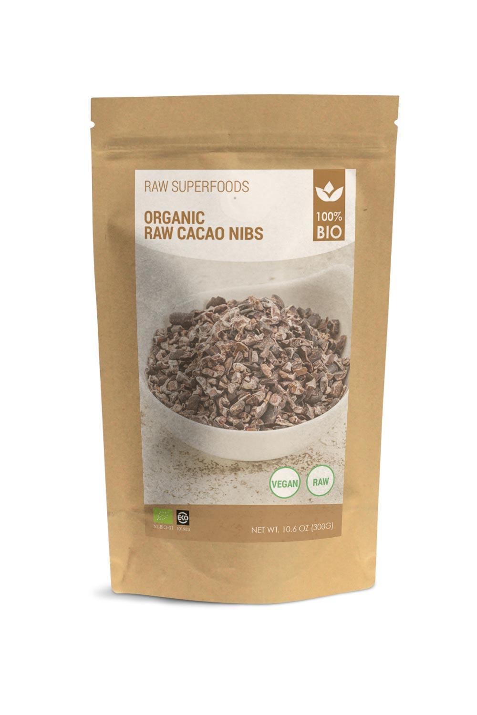 biologische cacao nibs nutriboost